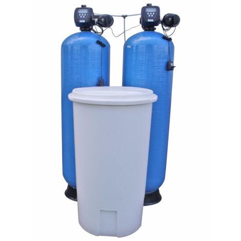 centralne systemy zmiękczania wody